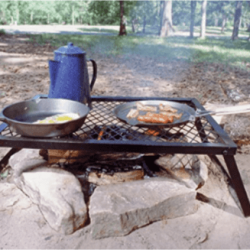 Over Fire Camp Grill
