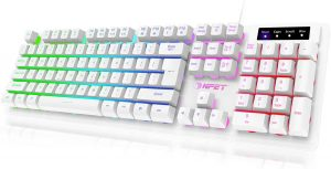 Gaming Keyboard USB Wired Floating Keyboard