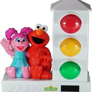 Stop Light Alarm Clock Gift for Kids