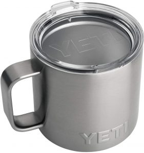 Stainless Steel Coffee Mugg